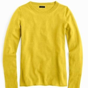 J. Crew Collection Long-sleeve Cashmere Sweater S